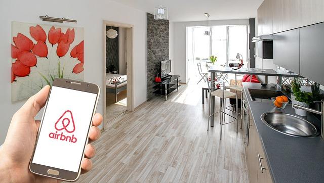 airbnb accessibilità strutture