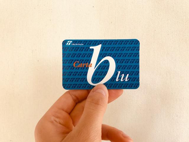 carta blu agevolazione disabili Trenitalia