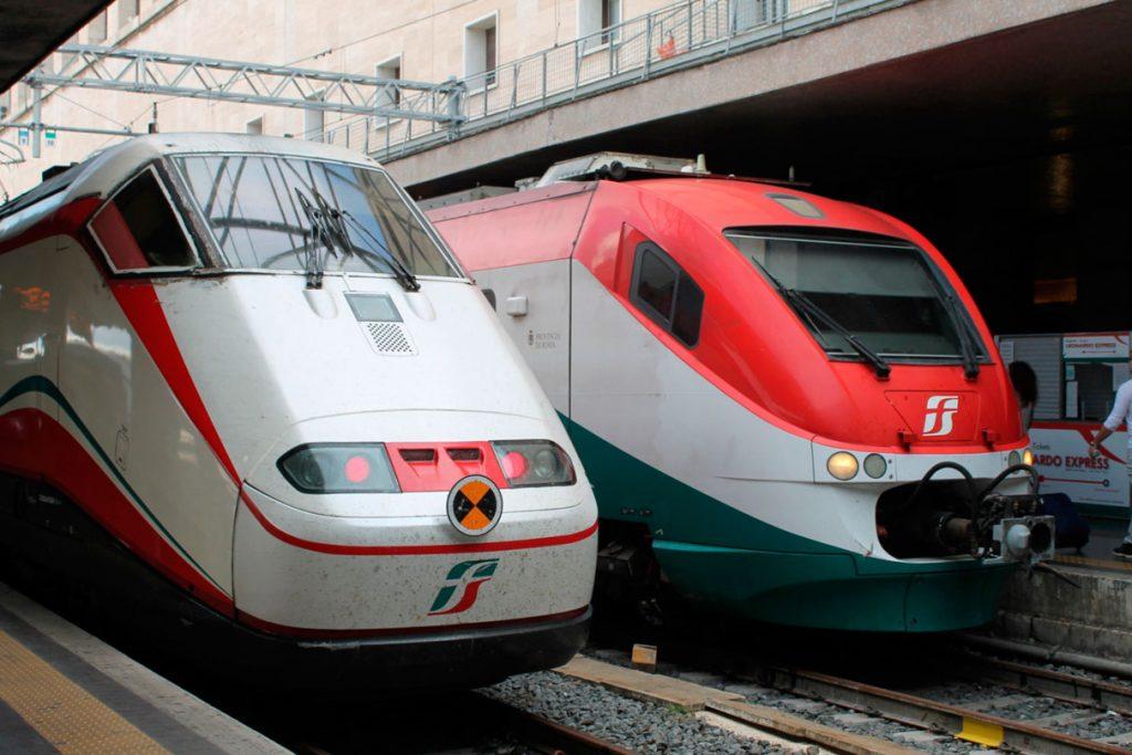 come viaggiare in carrozzina con Trenitalia