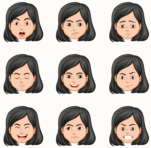 comunicazione efficace espressioni facciali