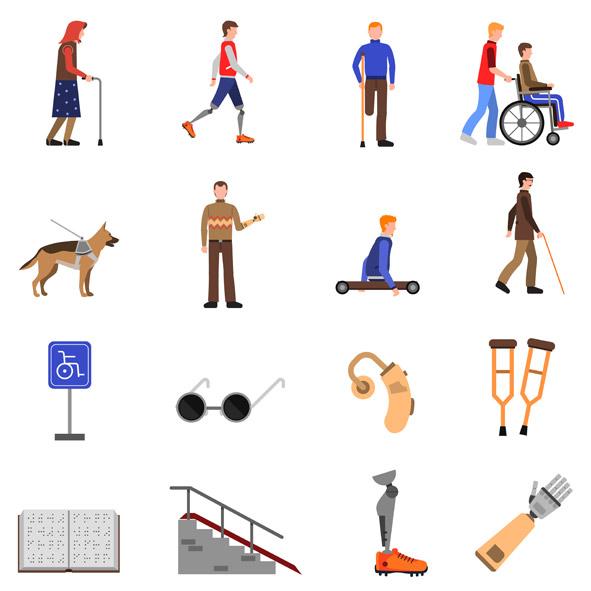 elenco ausili per disabili forniti dall'asl