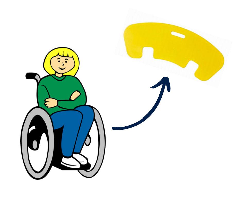 tavoletta trasferimenti disabili