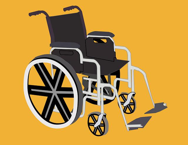 tipi di carrozzina disabili